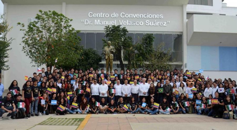 Encuentro Multinacional de Movilidad e Intercambio Académico Enero-Junio 2018