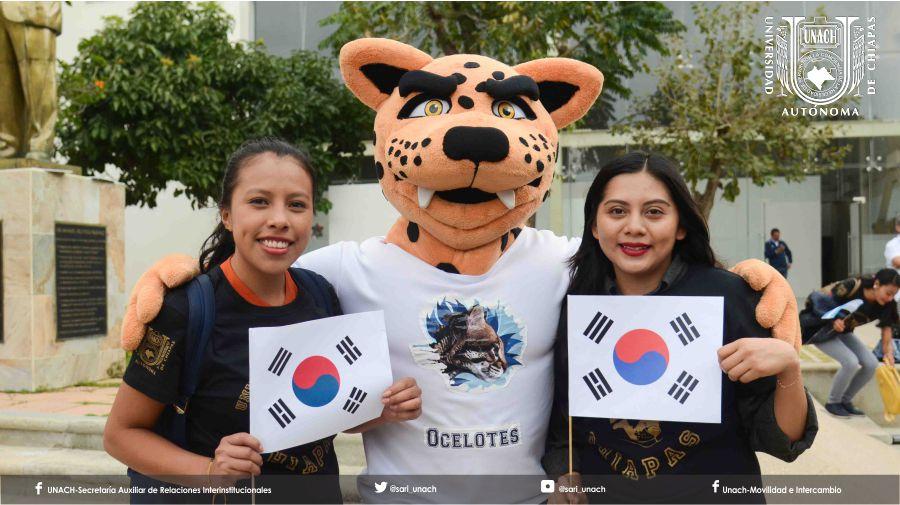 Alumnas de Movilidad Internacional