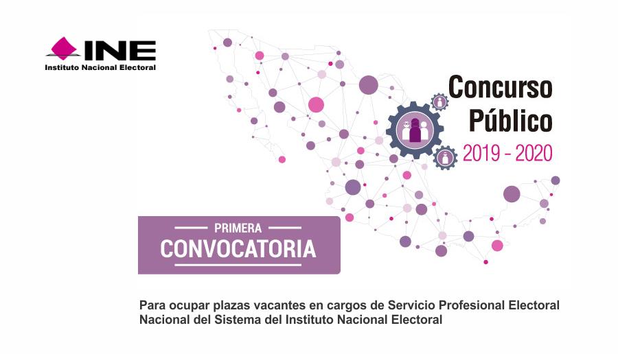 Concurso Público INE