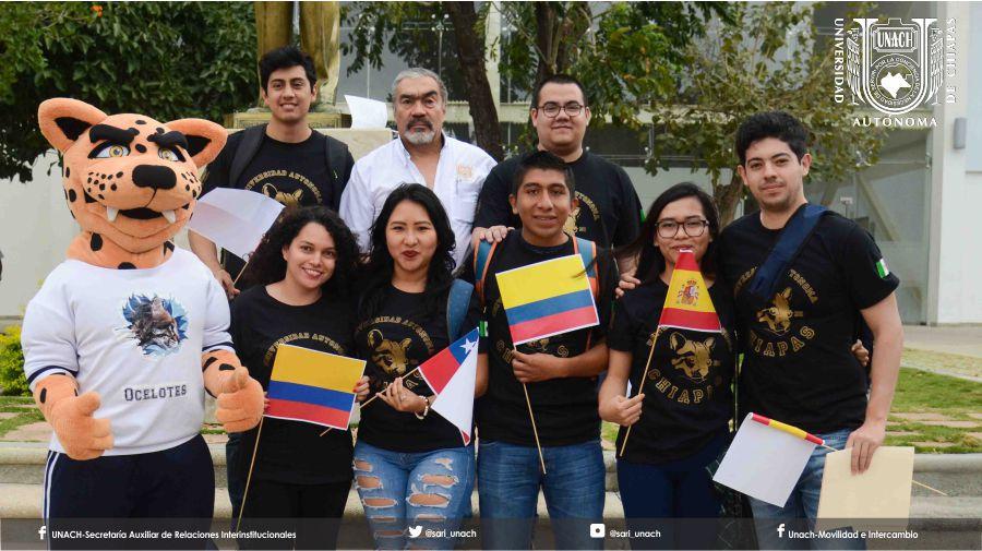 Alumnos de Movilidad Internacional