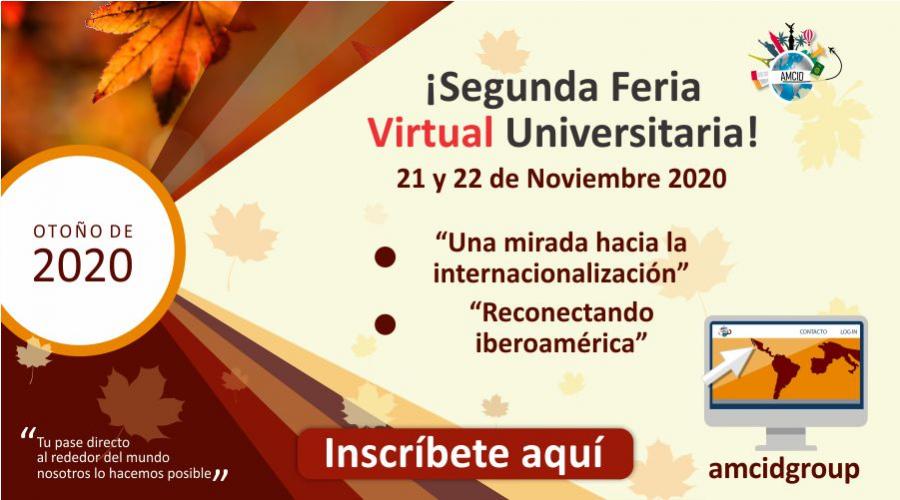 2a Feria Universitaria AMCID Iberoamérica