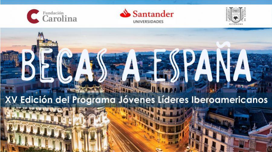 Becas a España